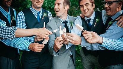"we do ""i dos"" for bridal parties and Cincinnati weddings"