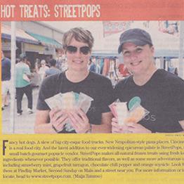 hot 100 days of summer via city beat | jun 2011