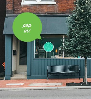 pop in to the streetpops st. bernard pop shop in Cincinnati